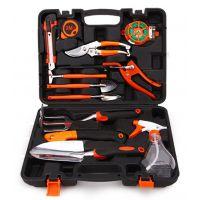 12件园林工具礼品套装 园艺工具组合 铝合金园林铲 家用组合工具
