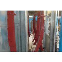 汽车板簧喷粉设备 自动喷粉流水线 众创涂装十年老厂