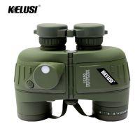 科鲁斯潜龙10X50双筒军用望远镜镇江线夜视仪