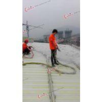 AAT保温:体育中心屋面、内墙保温吸声处理