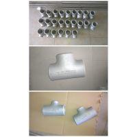河南省厂家供应哈氏合金钢 Alloy 625 UNS N06625 2.4856三通