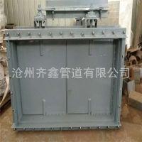齐鑫专业生产通风机挡板门  DN1000电动风门   精湛的工艺