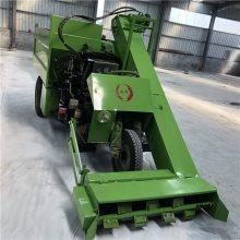 畜牧机械 牛场收粪车 柴油清粪车 免人工打扫