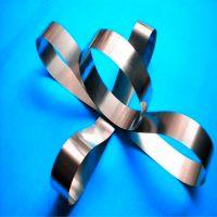 加工生产430镀镍钢带 单双面镀镍不锈钢带家用电器用易焊接导电性能优可分条修边加工