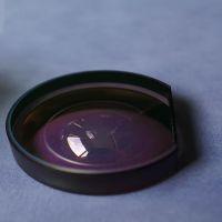 光学透镜 双凸柱透镜 凸形玻璃 砖凸透镜 会聚透镜厂家定制
