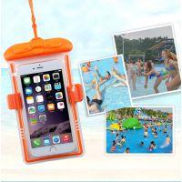 BRS步步高vivox6手机套vivox6d手机防水袋潜水套挂脖触屏温泉游泳