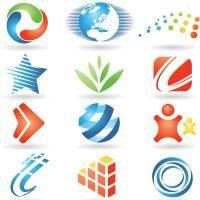 魏都吉祥物标志logo设计,标志设计logo