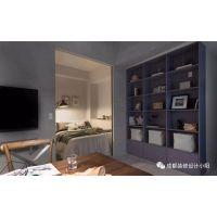 成都装修设计:40㎡北欧小公寓,精致的居住氛围,日子过得惬意又舒适