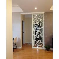 浙江雕刻厂家定制家居板客厅屏风隔断装饰板玄关装修效果图