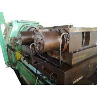 80吨摩擦焊机,闲置在厂,二手摩擦焊机低价出售,钻杆摩擦焊机