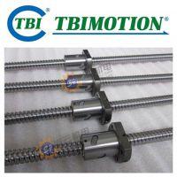 TBI精密滚珠丝杆SFU605/SFU2005/SFU2505螺杆螺母含轴端加工