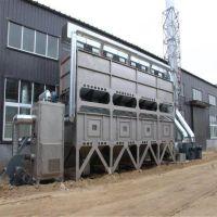 废气治理工程催化燃烧山东绿岛环保科技技术领先
