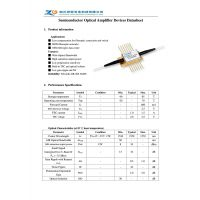 供应超光SOA半导体光纤放大器