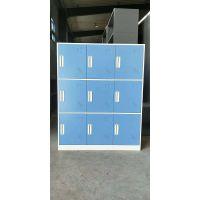 供应阿勒泰科美捷健身房钢制彩色更衣柜储物柜厂家