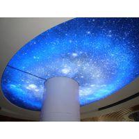 天花软膜、弹力布 UV软膜 UV软膜灯箱 软膜天花板装饰