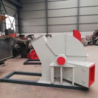现货供应木棒切片机 移动式木材削片机 盘式木片机设备厂家