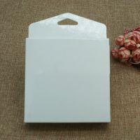 白卡飞机盒商品收纳展示盒纸盒彩印定做