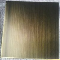 不锈钢镀铜板,老树皮青古铜,蚀刻镀铜 不锈钢仿古铜板价格