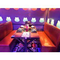 老船木火锅桌餐桌椅组合实木茶桌客厅简约中式餐馆明清古典家具 美式乡村