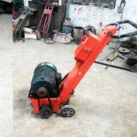 常青机械混凝土路面铣刨机高效反向地面刨毛机行进式混凝土铣刨机