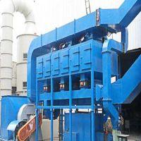 厂家定制优质催化燃烧设备实恒高效有机废气燃烧设备节能环保低碳排放