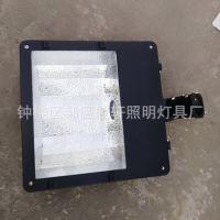 铝压铸网球场灯具运动场馆灯具正方形带万向节金卤灯灯具外壳400W