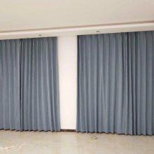 北京顺义学校医院窗帘-酒店客房公寓布艺窗帘订做电动窗帘