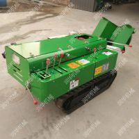 大棚开沟施肥机 润华 山地除草耕整机 加大功率的履带开沟机