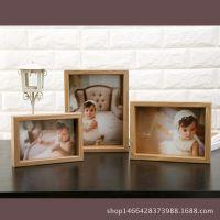 新品热销 组合创意套三相框组合摆台可挂墙5寸7寸8寸 影楼礼品框