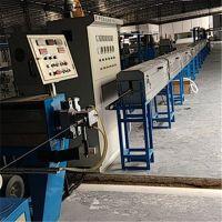 65高温硅胶电线挤出机 PVC押出机生产线