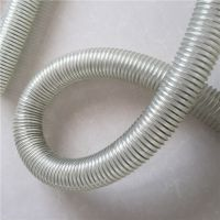 长春动车专用聚氨酯PU排污软管,真空排水聚氨酯pu钢丝软管