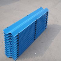 冷却塔S型收水器多钱一平 河北华强 PVC材质