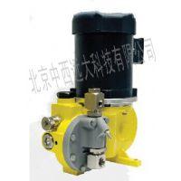 中西米顿罗液压隔膜计量泵 型号:MRA11-D15M3CPPNNNNY库号:M408051