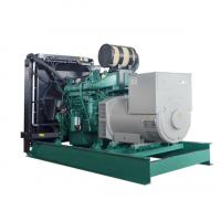贝隆通用700KVA沃尔沃柴油发电机组