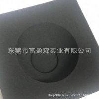深圳源头厂家直销可定制雕刻工艺防静电防火环保无味黑色EVA内衬