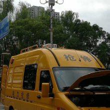 上海 河圣安全牌大功率升降照明系统1.8米 设计车载升降照明灯 制作车载应急照明设备
