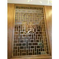 中式花格门窗样式_仿古门窗传承古代的家具文化