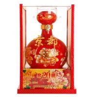 京都 富贵满堂 52度白酒北京皇家京都富贵满堂52度纯粮食原浆酒52