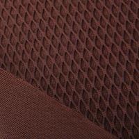 菱形网面三明治网布 3D夹层家居户外用品 沙发坐垫箱包三层网布料