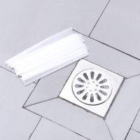 2117地漏过滤网 浴室卫生间洗手间下水道毛发过滤网100只装