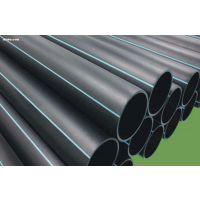 PE给水管 聚诚管业 厂家直销180mm*1.25mpa 纯原料PE自来水管