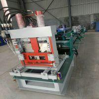 无锡仁德C型钢机液压传动无极切断C型钢设备厂家批发