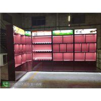 江门定做新款超市烟柜 烟展示柜烟柜收银台 厂家现货中国烟草柜子