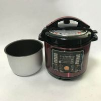 厂家直销OEM智能电压力锅 新款家用多功能5升电饭锅