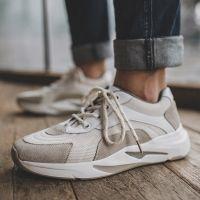 夏季男鞋韩版潮流百搭运动鞋ins超火的老爹鞋休闲小白鞋透气鞋子