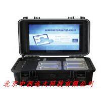 中西便携式食品安全检测分析系统 型号:HT09-5GS 库号:M399521