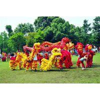 泉州演出公司提供庙会,庆典舞龙舞狮表演