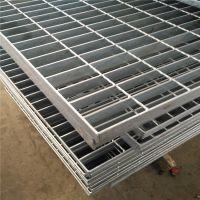 Q235热镀锌钢格栅板沟盖板多少钱一平方米_楼梯踏步板生产厂家