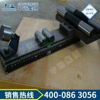 平直度测量仪 钢轨平直度仪 钢轨平度仪SEC-RC2电子平直度测量尺 钢轨平尺