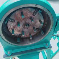 批发直销多规格齿盘式粉碎机 高效齿盘磨碎机 自吸式玉米绿豆粉碎机